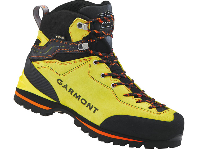 Garmont Ascent GTX Bottes Homme, yellow/orange
